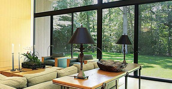 Window tint save energy