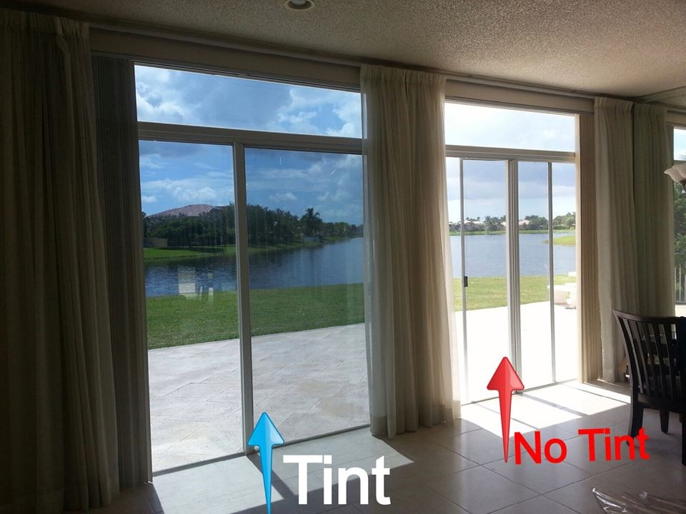 west palm beach window tinting